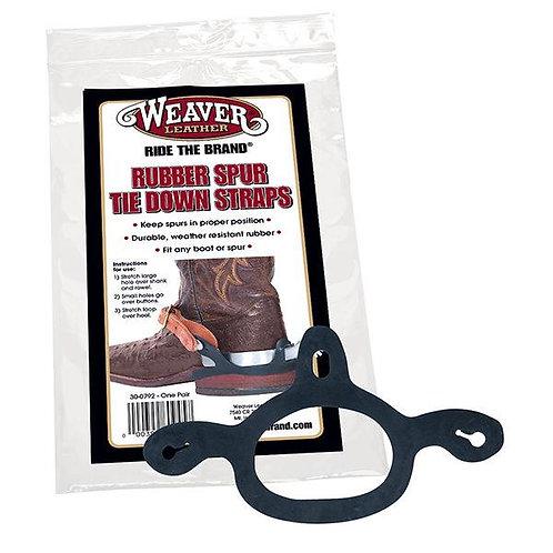 Weaver Rubber Spur Tie Down Strap