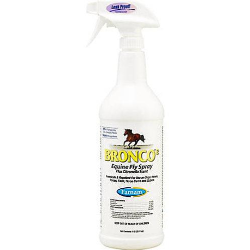 Farnam Bronco Fly Spray - 946ml