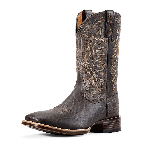 Ariat Ryden Ultra Chocolate Elephant Print Boots