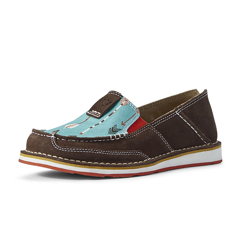 Ladies Ariat Cruiser - Turquoise Arrows