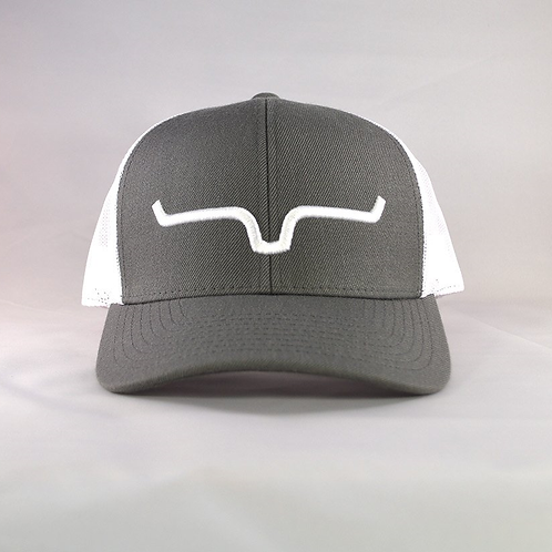 Kimes Weekly Trucker Cap - Charcoal