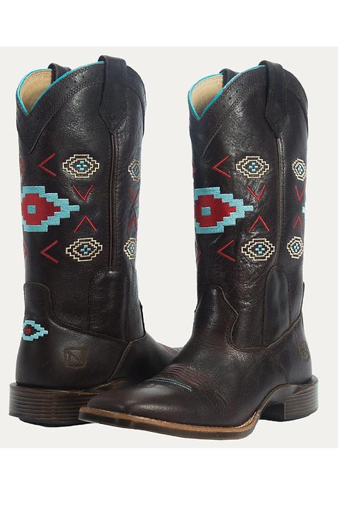 Noble All Around Aztec Boot