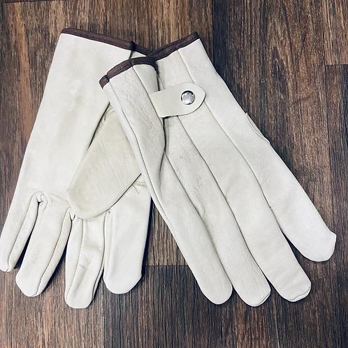 WorkHorse - Button Cuff Unlined Gloves