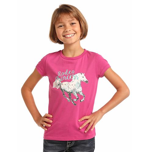 Panhandle Pink 'Rodeo Princess' Tee