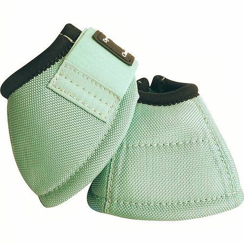 Classic Equine Bell Boots - Mint