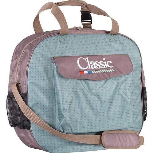Classic Basic Rope Bag - Olive & Caribou