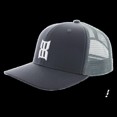 BEX Steel Cap - Grey