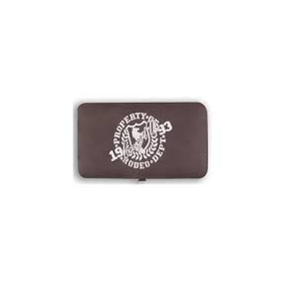 Trenditions Black Cowgirl Up Wallet