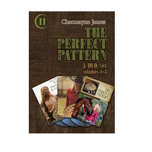 Charmayne James The Perfect Pattern 3 DVD Set Volumes 1-3 DVD