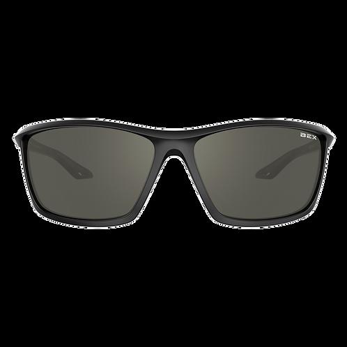 BEX Sonar Sunglasses - Black Frame, Black Lens