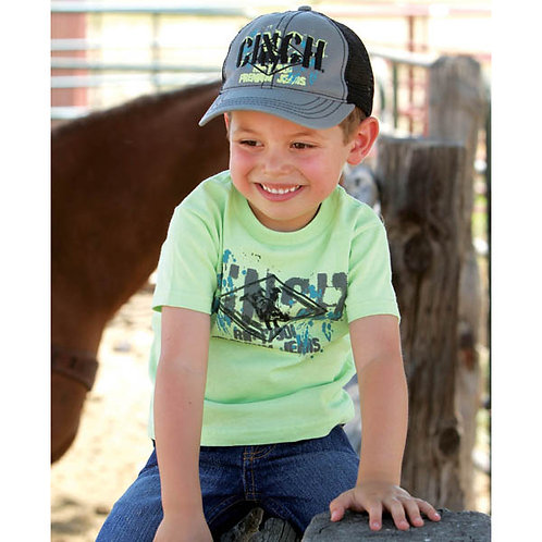 Cinch Infant Graphic Lime Green T-Shirt