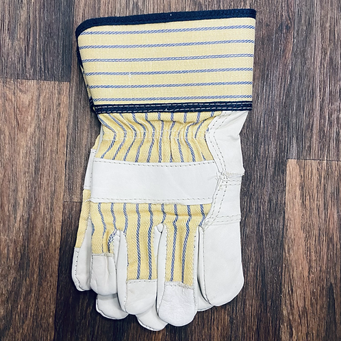 Econo Patch Palm Grain Fitter Gloves