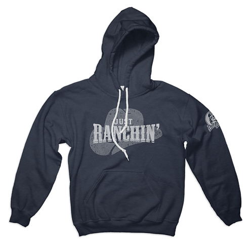 Dale Brisby 'Just Ranchin' Hoodie