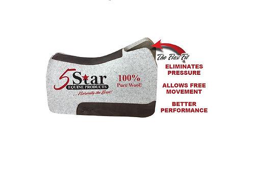 """5 Star 7/8"""" Natural 30""""x30"""" Flex Fit Pad"""