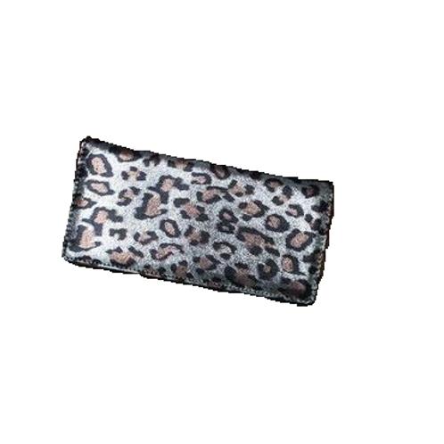 Ladies Trenditions Cheetah sparkle Wallet