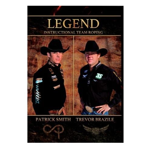 Legend Instructional Team Roping DVD