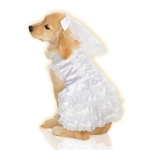 Rubie's Pet Costume - Bride