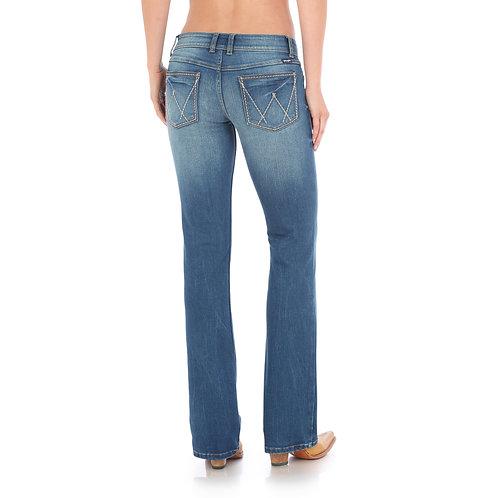 Ladies 7MWZRS Retro Sadie Jeans