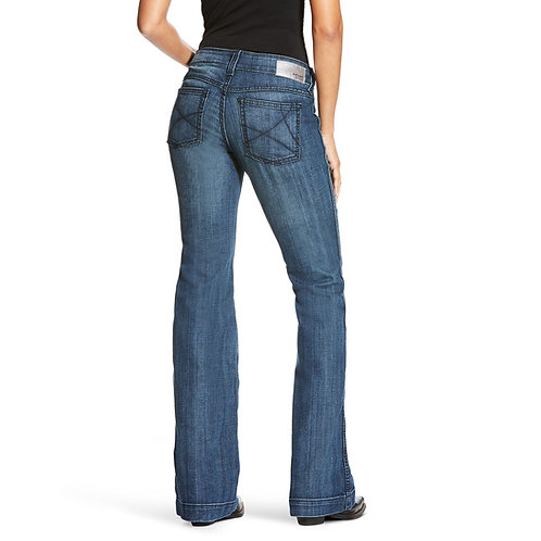 Ariat Bluebell Mid Rise Trouser Jean