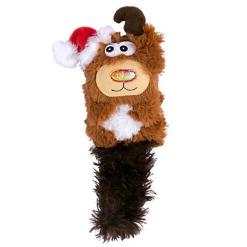 Kong - Holiday Reindeer Kickaroo Cat Toy
