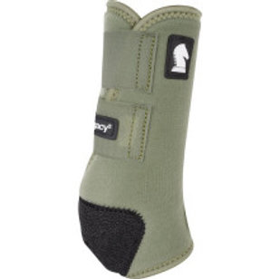 Classic Equine Legacy2 Boots - Olive