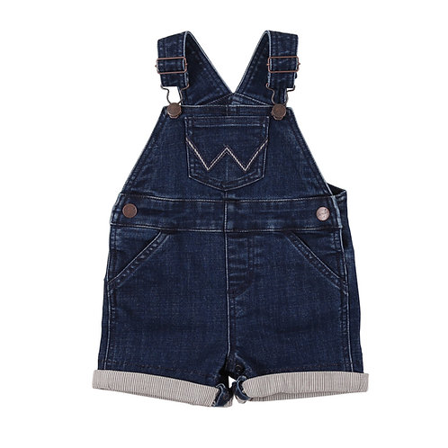 Infant Wrangler Overalls - Medium Blue