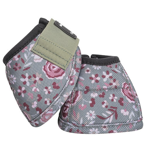 Classic Equine Bell Boots - Blossom