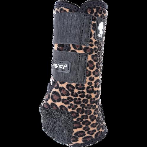 Classic Equine Legacy2 Boots - Cheetah 2pk