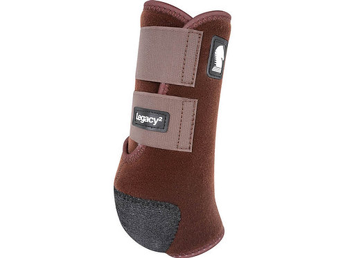 Classic Equine Legacy2 Boots - Chocolate