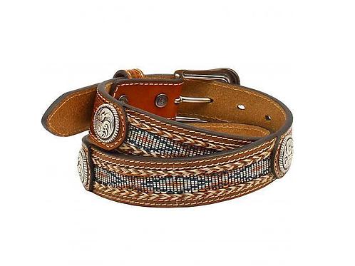 Ariat Braided Concho Belt