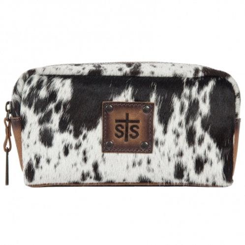 STS Ranchwear Bebe Cosmetic Bag - Cowhide