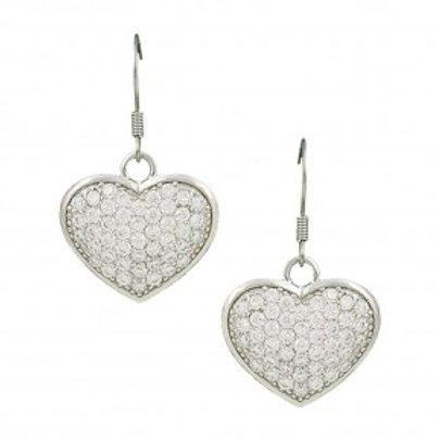 Star Lights Heart Bright Earrings