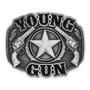 Attitude Young Gun Buckle