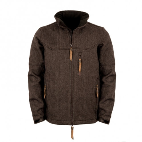 STS Ranchwear Stone Jacket - Brown