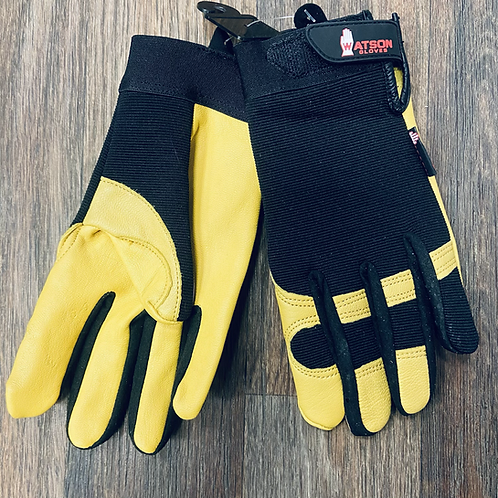 Watson - Goat Skin Performance Gloves Unlined