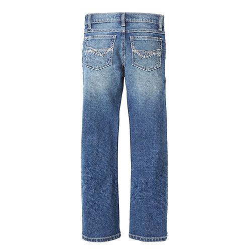 Boys Wrangler 20X Tyler Vintage Boot Jeans