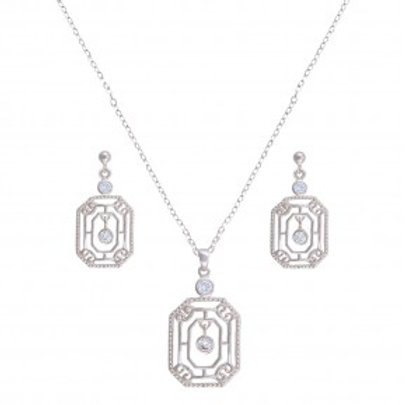Petite Vintage Oriel Jewelry Set