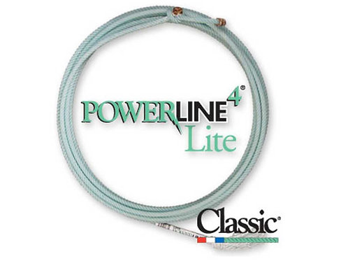 Powerline Lite (Heel) - Classic Rope