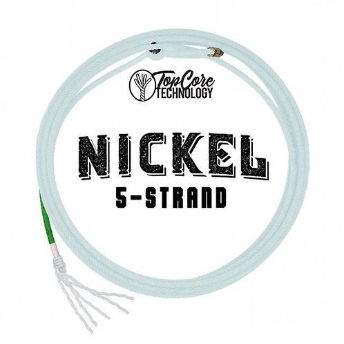 Nickel (Heel) - Top Hand Ropes