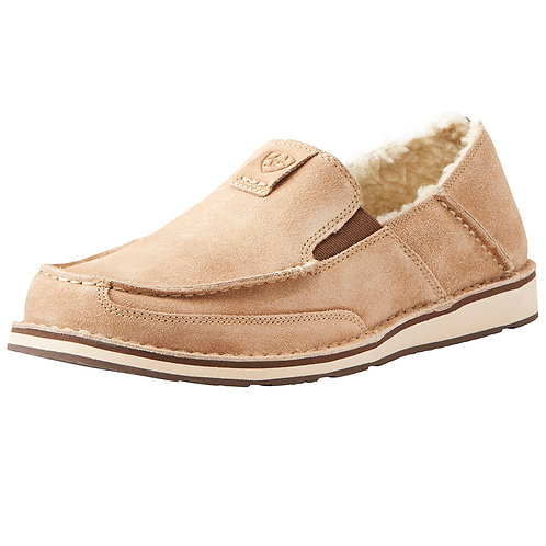 Men's Ariat Wool Lined Cruiser - Dirty Taupe