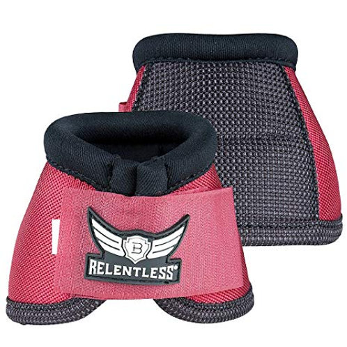 Relentless Strikeforce Bell Boots - Wine
