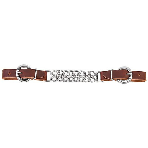 "Weaver 4.5"" Double Chain Curb Strap"