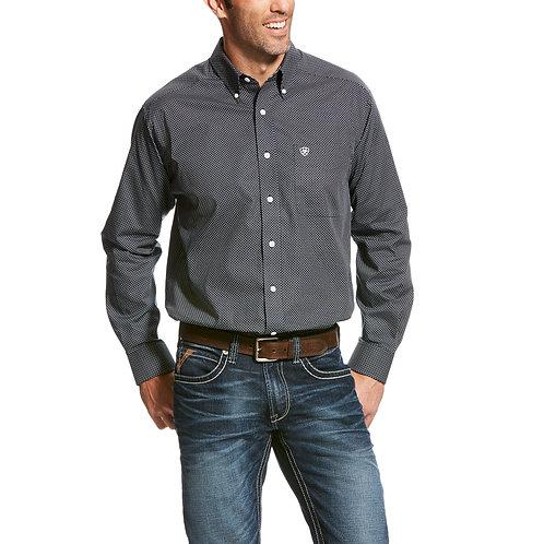 Ariat Steel Grey Western Shirt