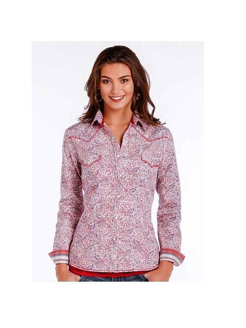 Panhandle R4S2227 Western Shirt