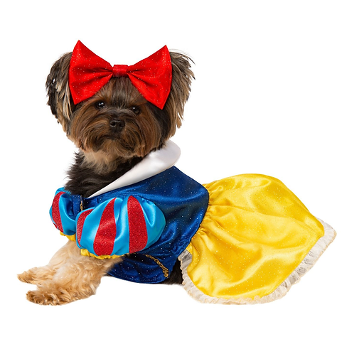 Rubie's Pet Costume - Snow White