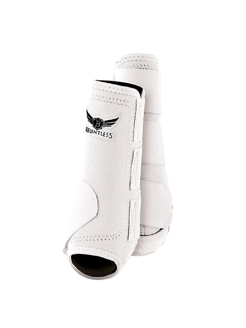 Relentless All-Around Sport Boot - 2pk - White