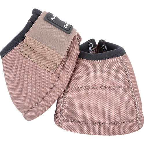 Classic Equine Bell Boots - Caribou