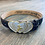 Thumbnail: Kid's 3D Brown Tooled Belt with Heart Shaped Barrel Racer Buckle