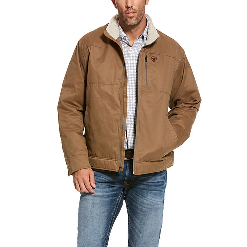 Ariat Grizzly Canvas Jacket