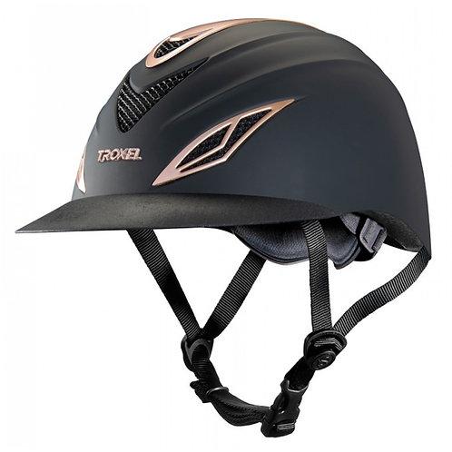 Troxel Helmet- Avalon Rose Gold